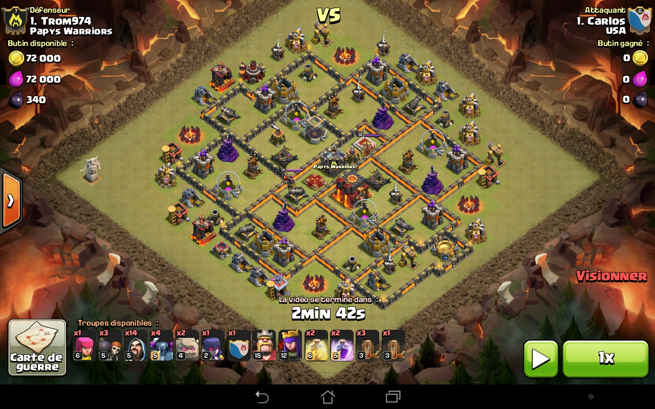 Coc war matchmaking supercell