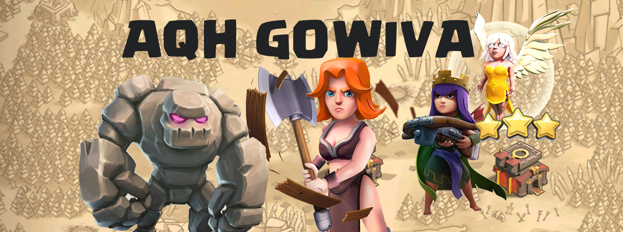 GOWIVA HDV 10 & 11 + AQH | Compo valkyrie 3 étoiles GDC