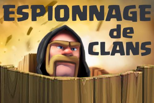 Barbare espion clash of clans
