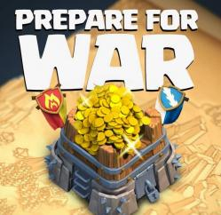 Comment bien débuter sur COC  Clash-of-clans-clan-wars