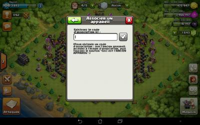 Clash of clans insa rer code