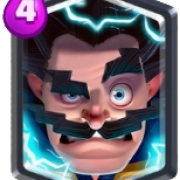 Electro sorcier carte legendaire clash royale