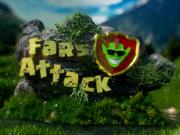 Farsattack illustration youtubeur clash of clans royale