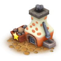 Fonderie batiment production hay day