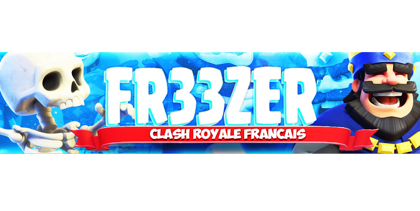 Fr33ZeR - Clash Royale - YouTube