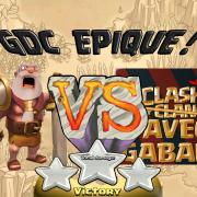 Gdc epique papys warriors vs gabales school clans francais coc logo