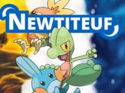 Newtiteuf image illustration youtubeur pokemon go