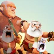 Papys warriors clash of clans