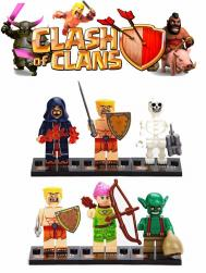 Personnages lego clash of clans
