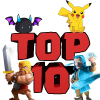 Top 10 jeux mobile android ios france