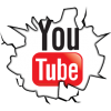 Youtube logo pub youtubeur jeu mobile papys warriors