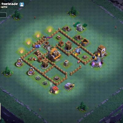 Base des ouvriers 5 - star 3 theleade