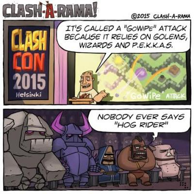 BD Clasharama Clash of Clans 17