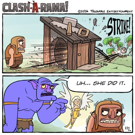 BD Clasharama Clash of Clans 26