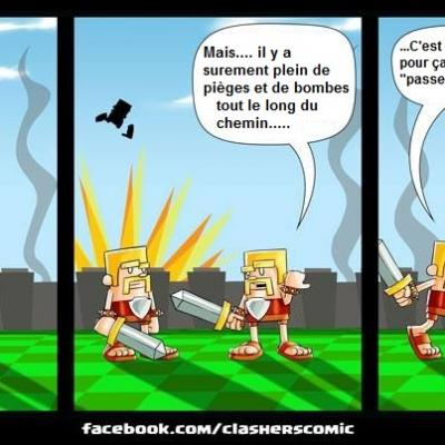 bd scott summers clash of clans barbare piège