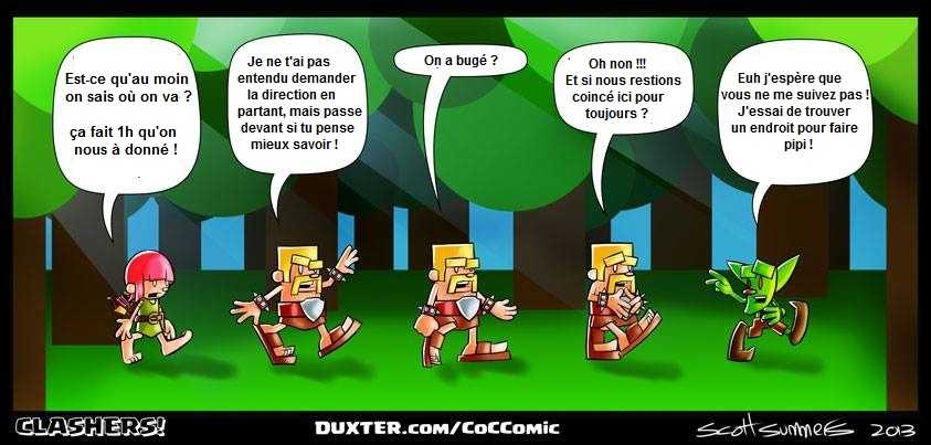 bd scott summers clash of clans gobelin pipi