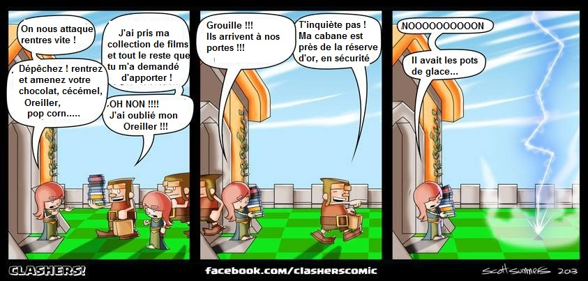 bd scott summers clash of clans ouvrier foudre