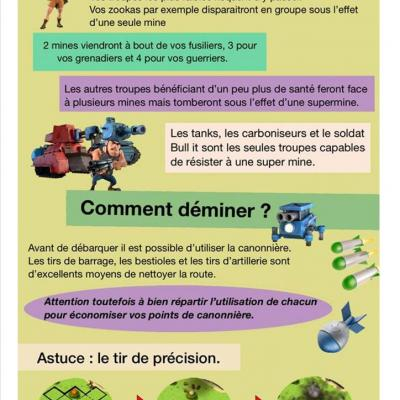 Guide le déminage