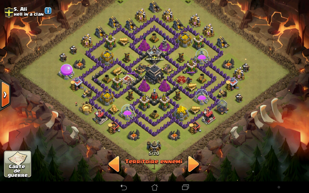 Hdv 9 - Hell in a clan 5
