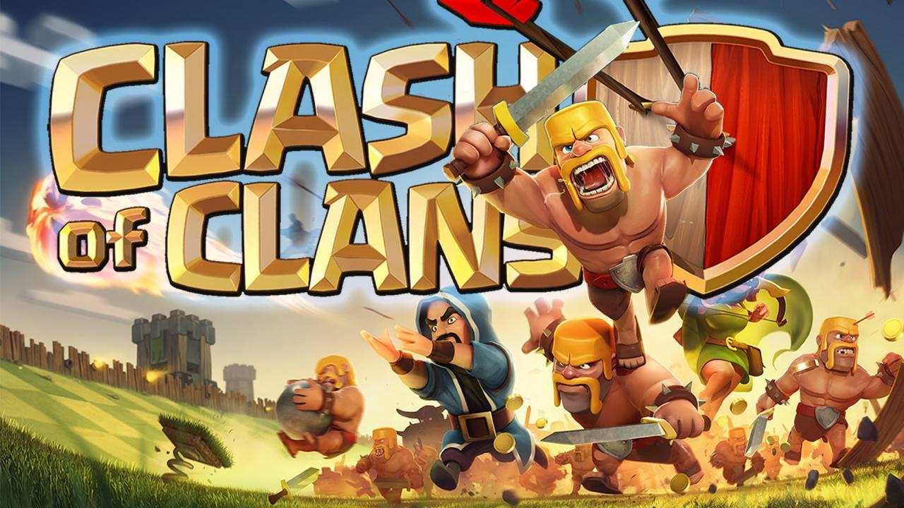 Clahs Of Clans