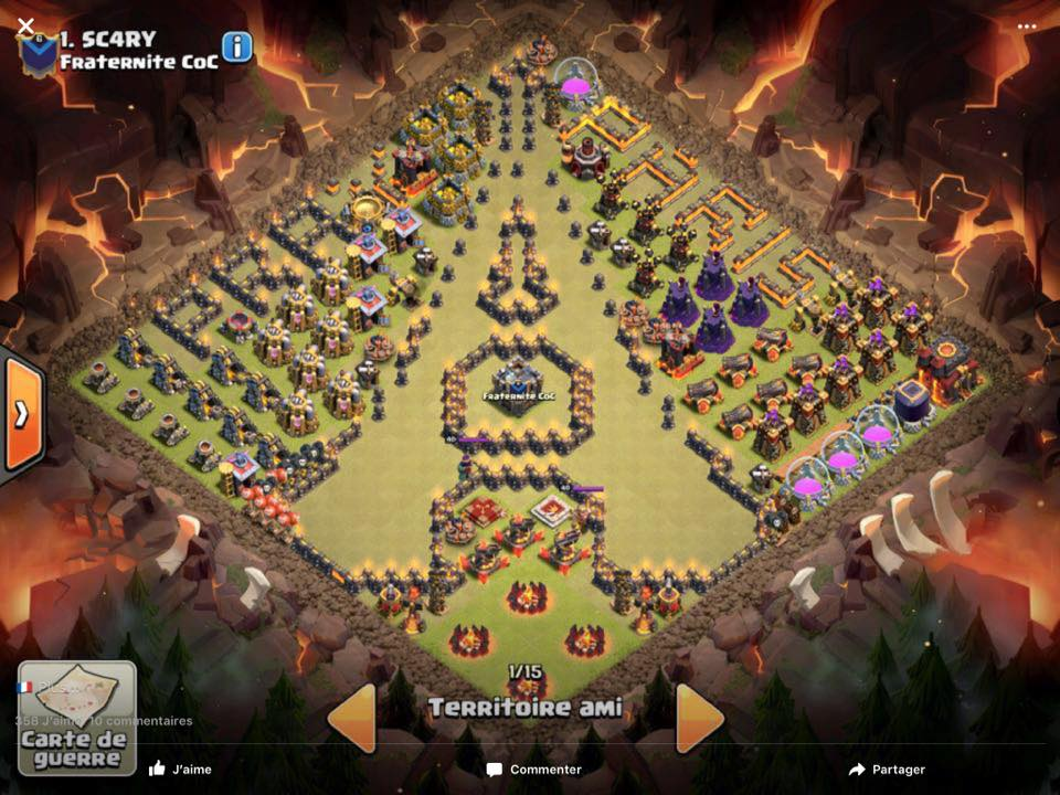 Pray for Paris CoC