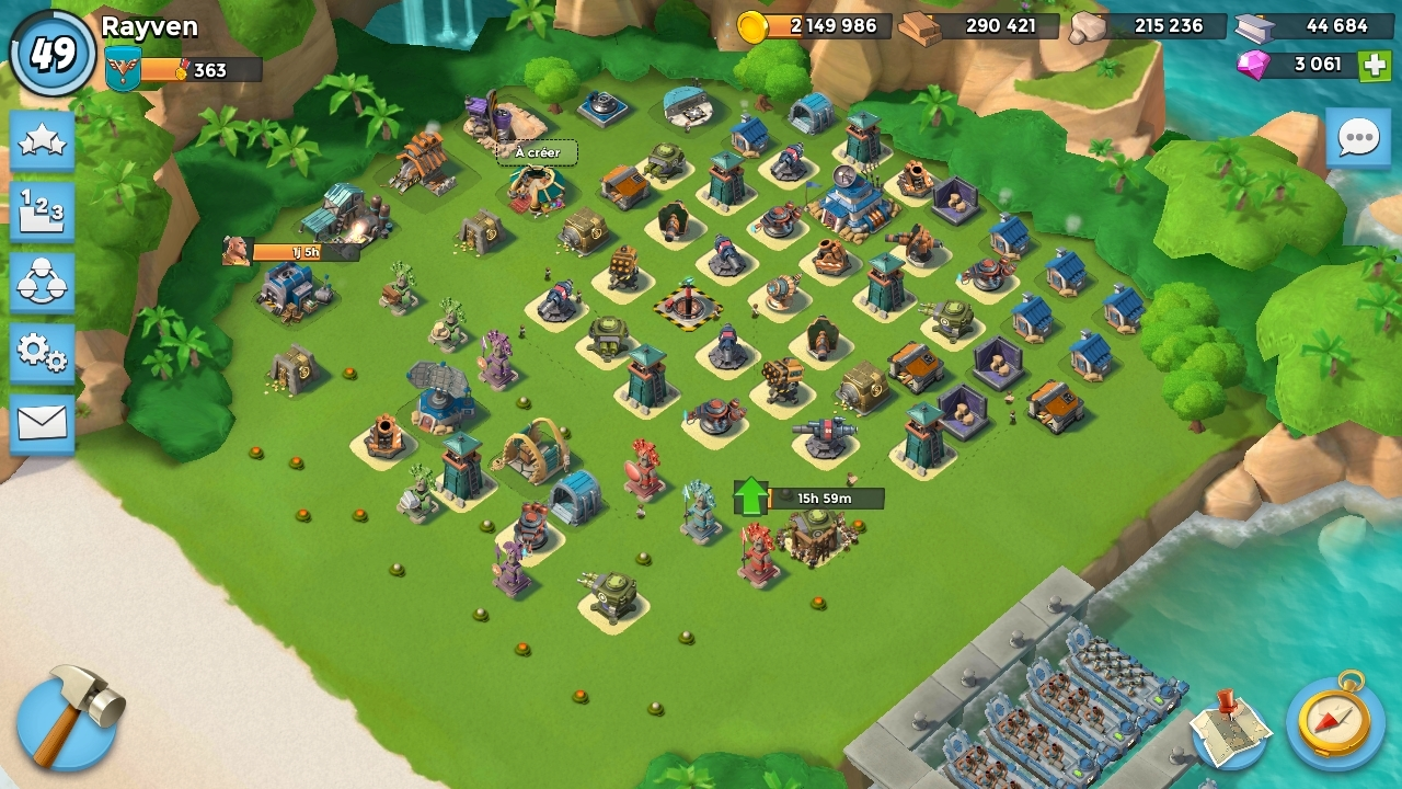 QG 17 Base Rayven Boom Beach