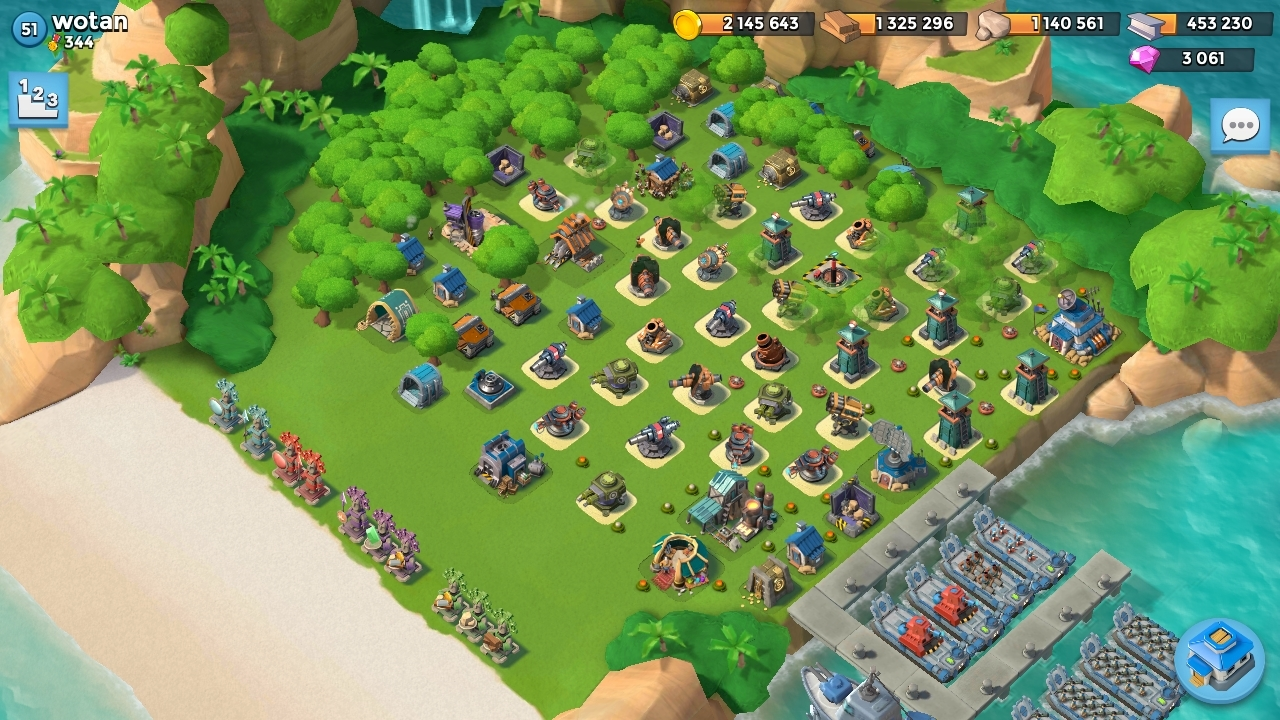 QG 20 Base Wotan Boom Beach