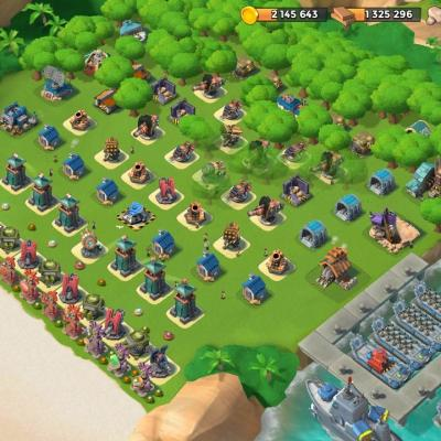 QG 21 Base Amethys Boom Beach
