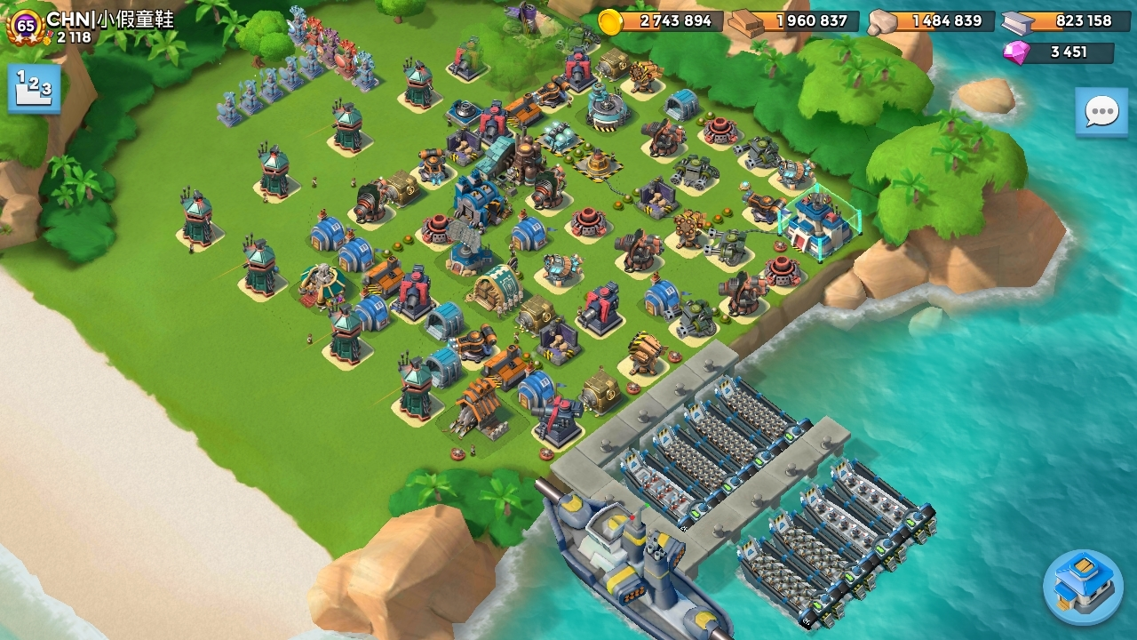 QG 22 Base CHN Boom Beach