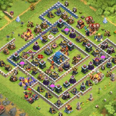 TH12 farming base 4
