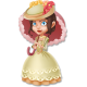 Actrice visiteur ville hay day