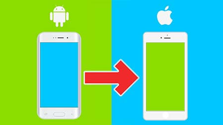 Android vers ios guide