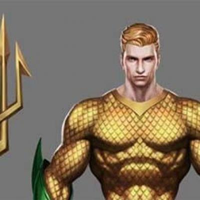 Aquaman nouveau heros dc arena of valor