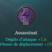 Arcana 3 assassinat aov