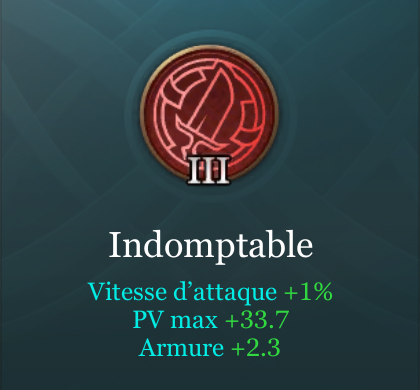 Arcana 3 indomptable aov