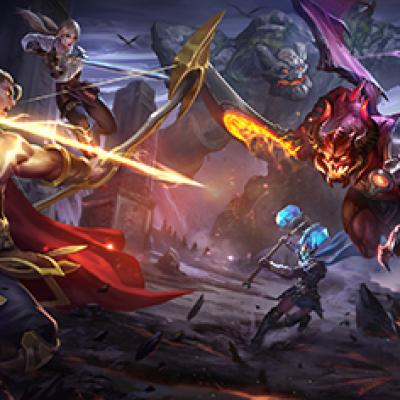 Arena of valor bataille epique