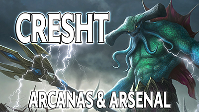 Arena of valor blog heros cresht build arcana arsenal