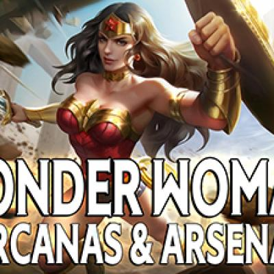 Arena of valor blog heros wonder woman build arcana arsenal