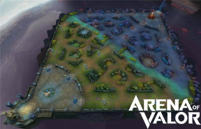 Arena of valor carte antaris