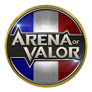 Arena of valor france logo 300x300