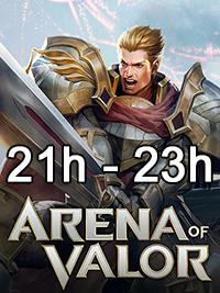 Arena of valor live 21h 23h
