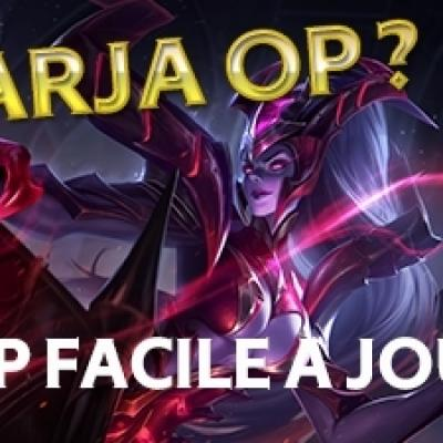 Arena of valor marja solo meta blog