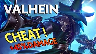 Arena of valor valhein mage cheat blog