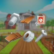 Astuce trouver objet rare outil hay day