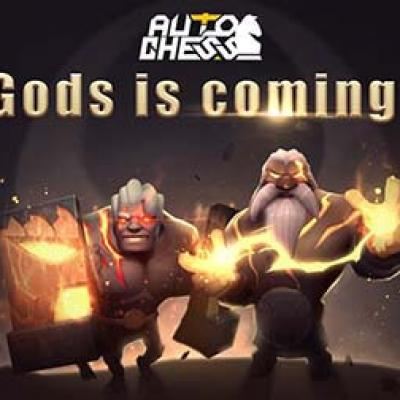 Auto chess blog gods is coming