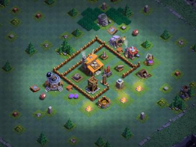 Base des ouvriers 3 best base new version