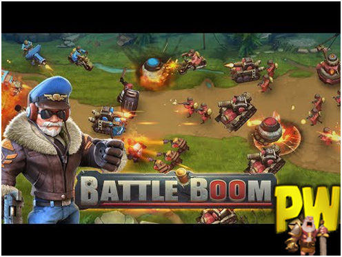 Battle boom clan papys warriors