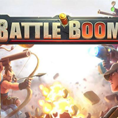 Battle boom jeu mobile