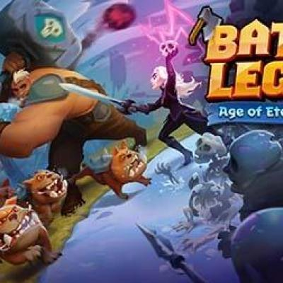 Battle legion age of eternal winter blog