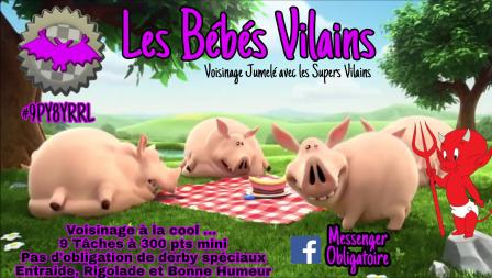 Bebes vilains description hay day